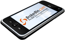 iphone brokerbin logo